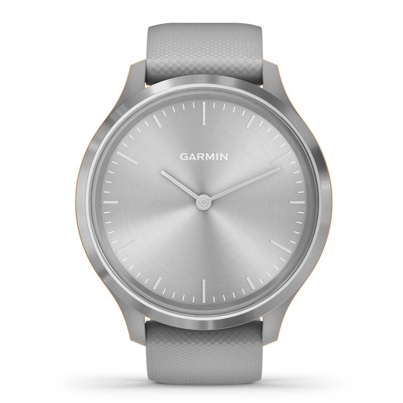 Reloj Garmin vívomove 3 de hombre táctil en plateado y gris, 010-02239-00.