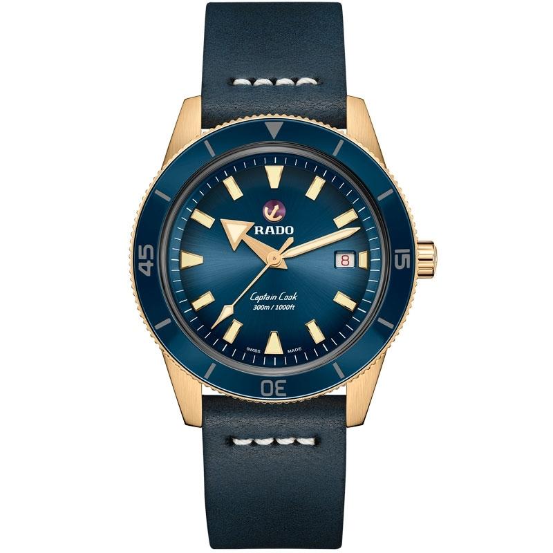 Reloj Rado Captain Cook Automatic Bronze, con caja de bronce, R32504205.