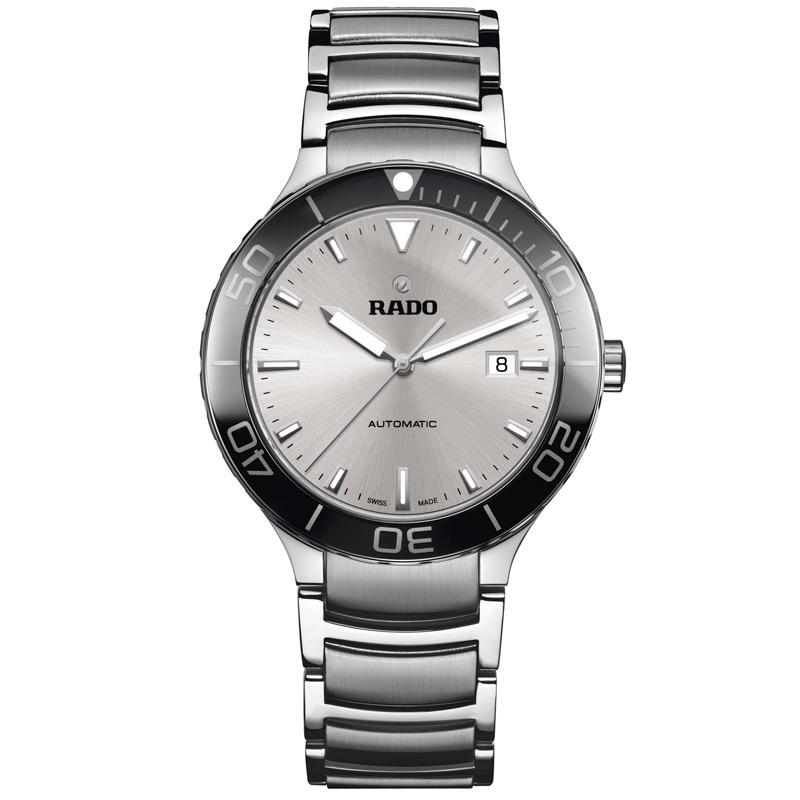 Reloj Rado Centrix XL automático para hombre, en acero, ref. R30002113.