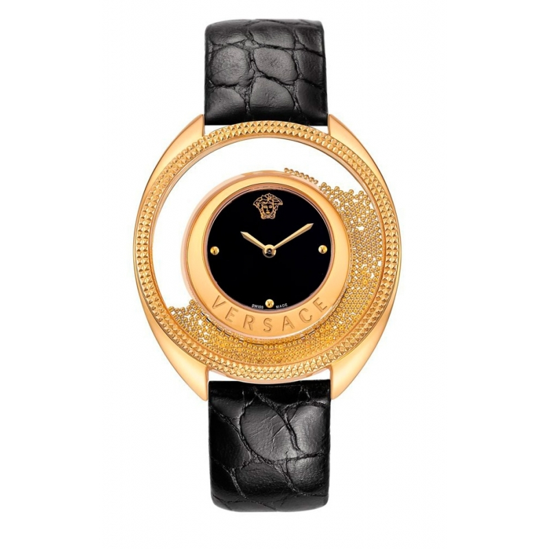 "Reloj Versace ""Destiny Spirit"" de mujer chapado 86Q70D008S009"