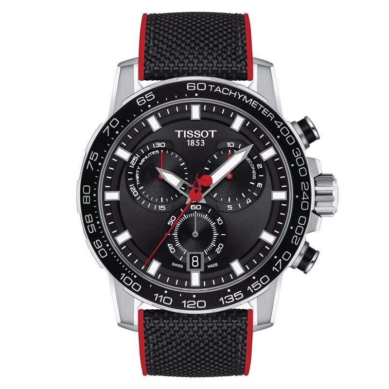 Reloj Tissot Supersport Chrono Edición Especial la Vuelta, T1256171705101.