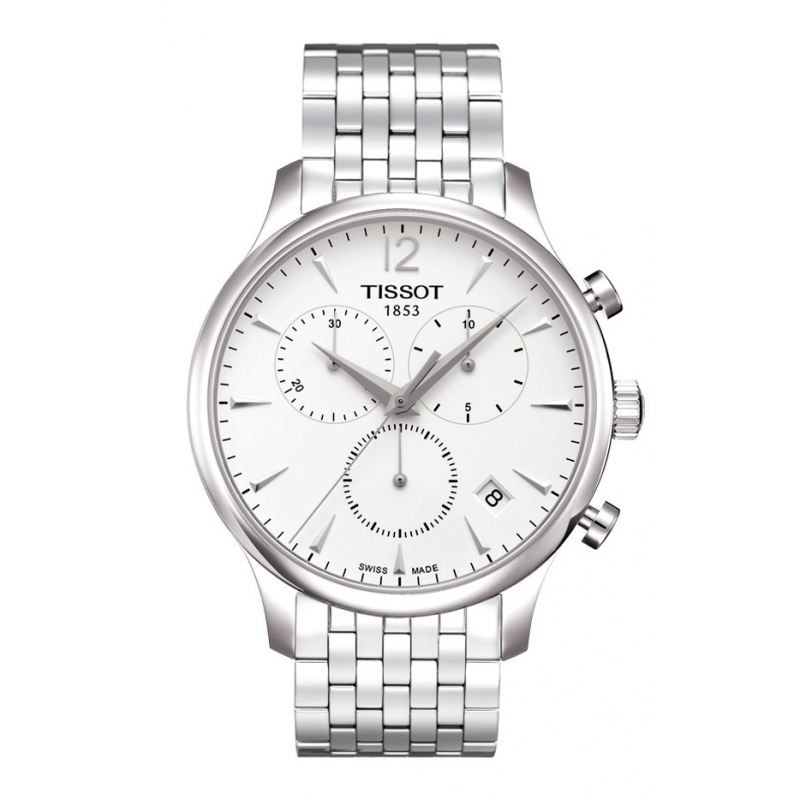 Reloj Tissot Tradiction de hombre con cronógrafo T0636171103700