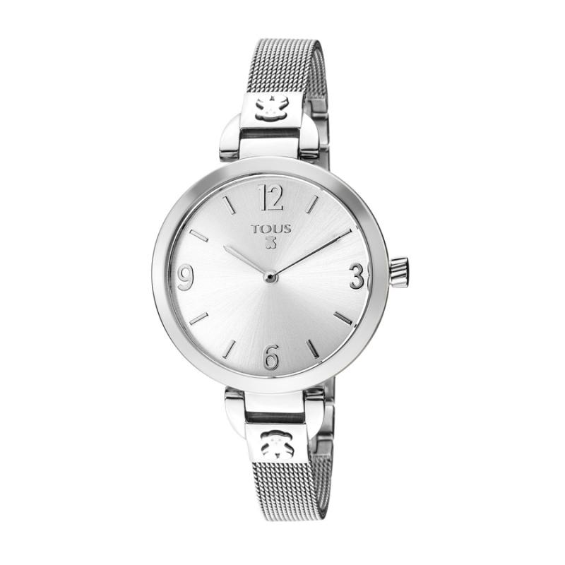 """Reloj Tous de mujer """"Boheme Mesh"""" en acero 300350615"""