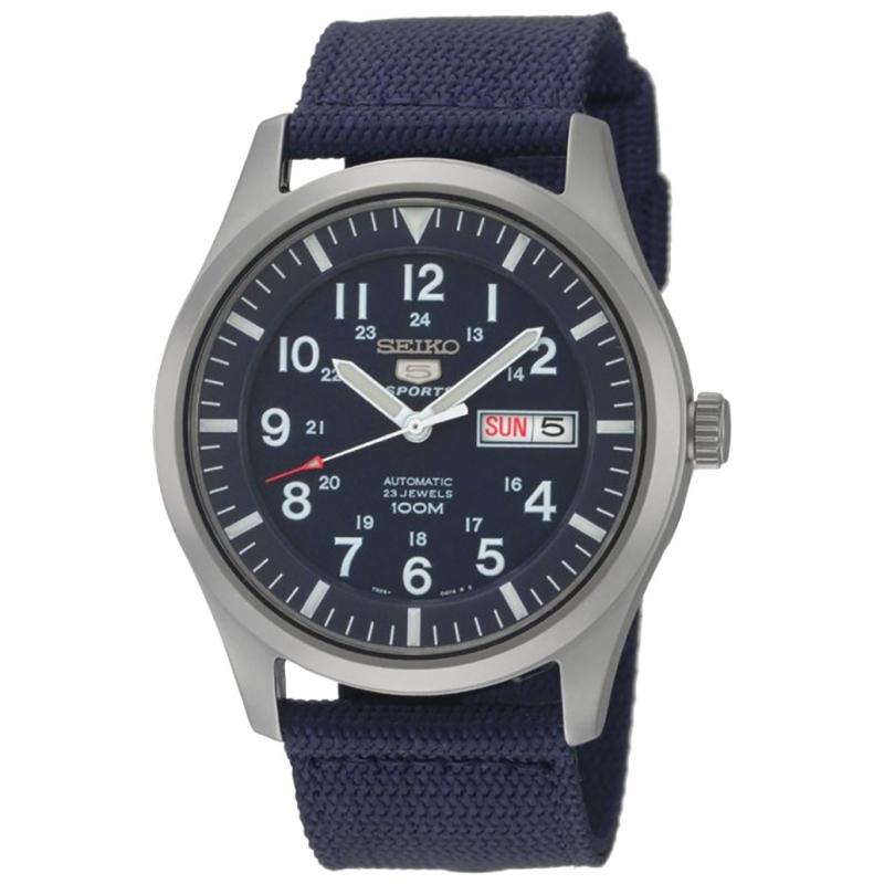 "Reloj Seiko ""5 Sport"" de hombre en azul SNZG11K1"