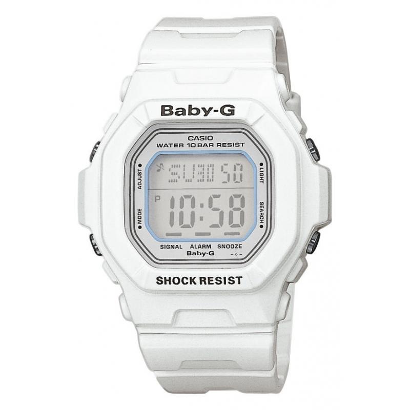Reloj Casio Baby-G de mujer, digital en blanco BG-5600WH-7ER