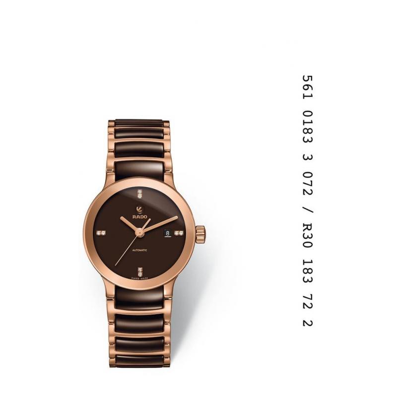 b3bd2bad6b0f Reloj rado automatico de mujer – Anillo diamante