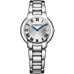 """Reloj Raymond Weil de mujer """"Jasmine"""" de estilo clásico en acero  5235-ST-01659"""