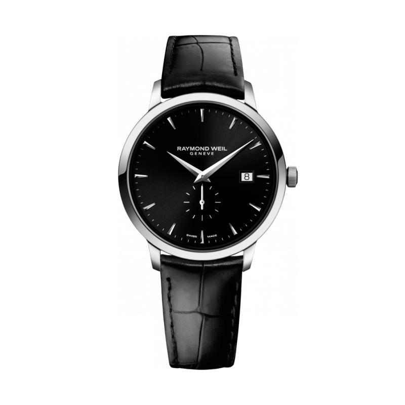 "Reloj Raymon Weil de hombre ""Toccata"" de hombre con correa de piel 5484-STC-20001"