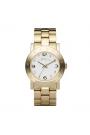 """Reloj Marc by Marc Jacobs de mujer """"Amy"""" en acero dorado en oro amarillo y circonitas MBM3056"""