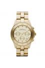 """Reloj Marc by Marc Jacobs de mujer """"Blade"""" dorado en oro amarillo con circonitas MBM3101"""
