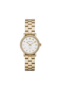 """Reloj Marc by Marc Jacobs de mujer """"Baker"""" en acero dorado en oro amarillo MBM3247."""