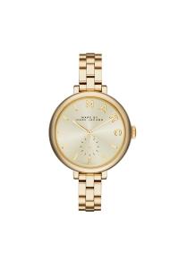 """Reloj Marc by Marc Jacobs de mujer """"Baker"""", en acero dorado en oro amarillo MBM3363"""