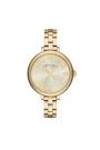 """Reloj Marc by Marc Jacobs de mujer """"Baker"""", en acero dorado en oro amarillo MBM3363."""