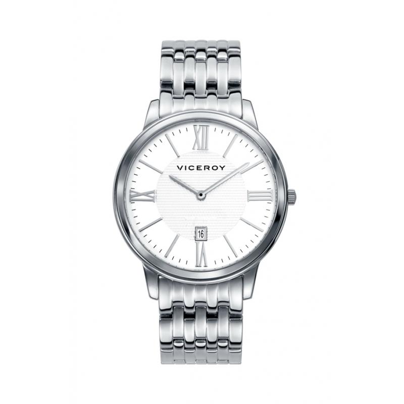 Reloj Viceroy de hombre en acero y estilo clásico 47835-03