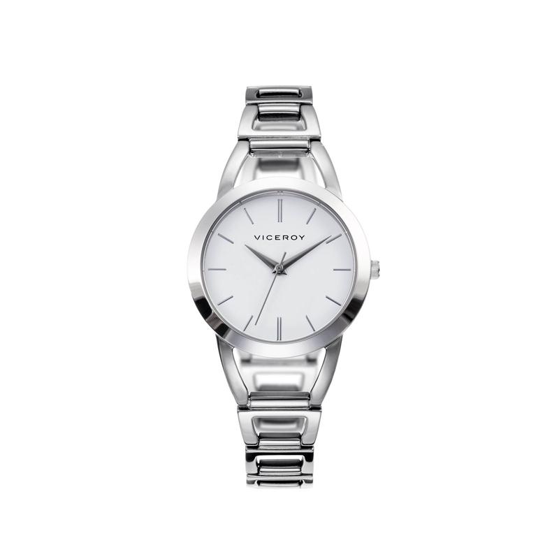 Reloj Viceroy de mujer completamente en acero 40820-07