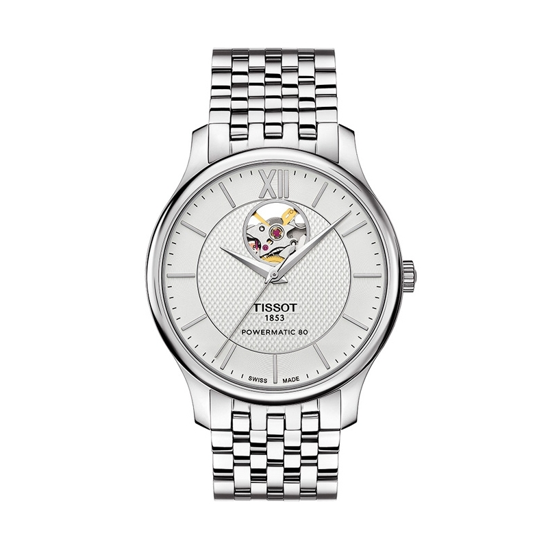7fb0d62c592f Reloj tissot automatico tradiction hombre acero clasico jpg 600x900 Clasico reloj  tissot