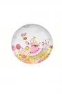 """Juego de cubiertos de acero infantiles con vajilla de porcelana """"Princesa Anneli"""" de WMF, 6 piezas."""