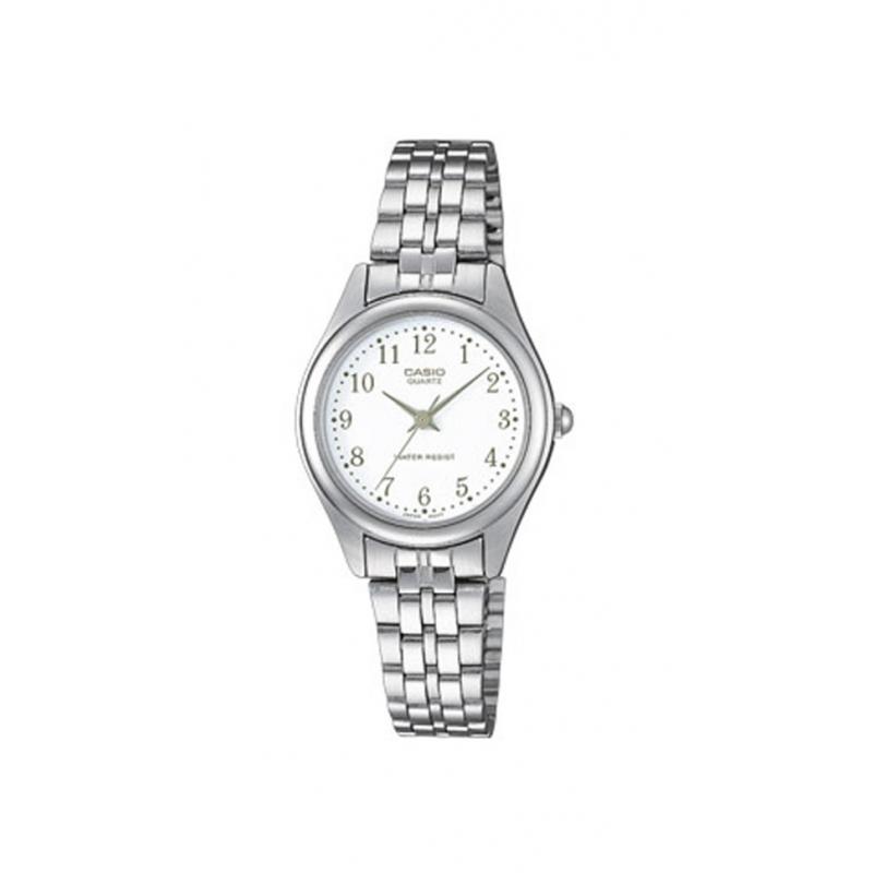 Reloj Casio de mujer en acero, de estilo clásico LTP-1129PA-7BEF.