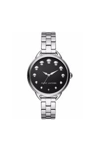 "Reloj Marc Jacobs de mujer ""Betty"" en acero con esfera negra MJ3493."