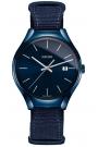Reloj Rado True de hombre en cerámica azul y correa de nylon R27235206.