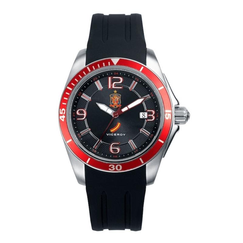 Reloj VICEROY de la SELECCIÓN ESPAÑOLA tres agujas ref. 432852-75