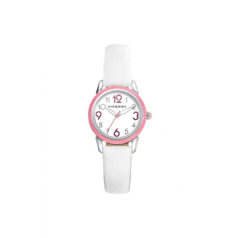 """Reloj Viceroy para niña de comunión """"Sweet"""" con MP3 de regalo, con caja especial 461054-05."""
