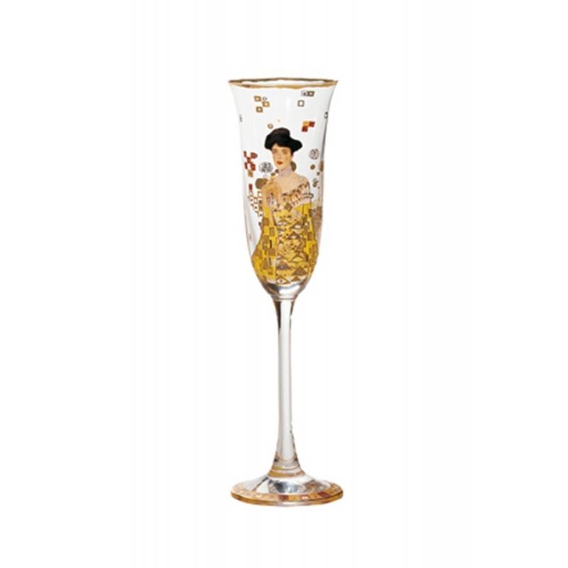 "Copa de champang ""Adele"" de Gustav Klimt"