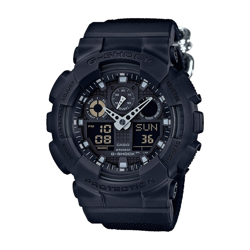 Reloj Casio G-Shock Original en negro mate ca583c6bb