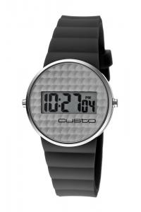 "Reloj Custo ""Chewing Gum"" en gris CU046602"