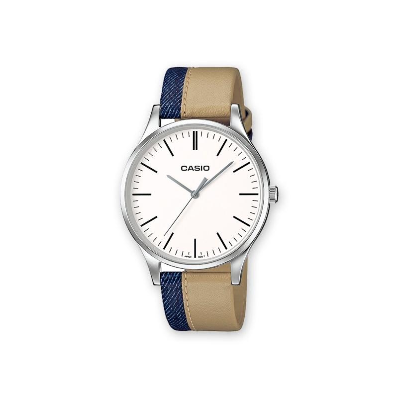 0ea4dca1c52c Reloj Casio para hombre con correa de doble color