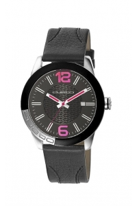 "Reloj Custo ""Lady Colours"" en negro CU038602."