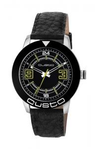 "Reloj Custo ""Sufer"" en negro CU048502"