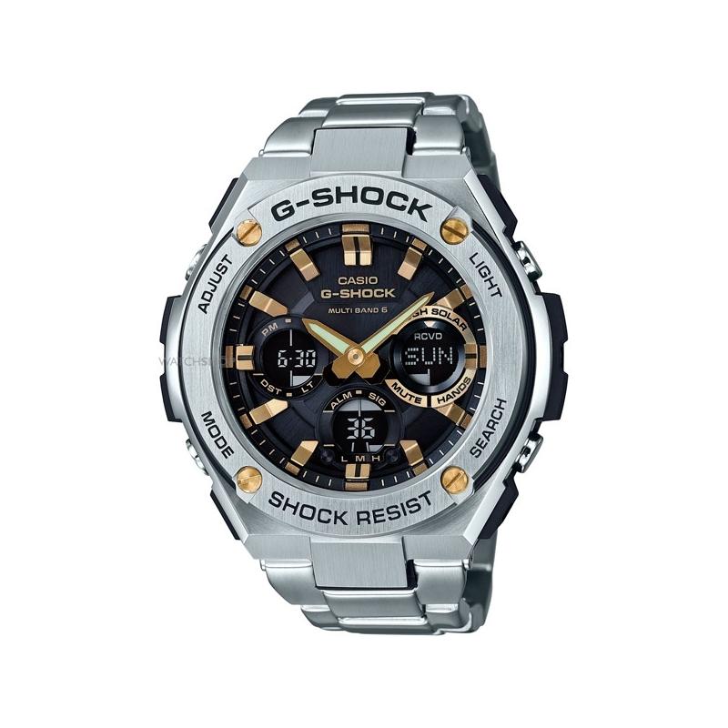 b841aa7599dfb Reloj casio g shock para hombre gst w110d 1a9er
