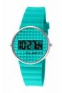 "Reloj Custo ""Chewing Gum"" en turquesa CU046605"