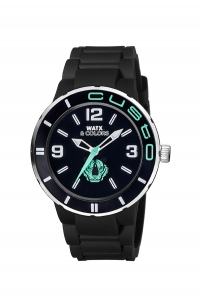 Reloj Watx by Custo negro REW1001