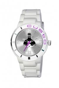 Reloj Watx by Custo blanco pequeño REW1603