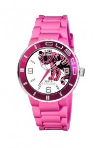 Reloj Watx by Custo en silicona rosa pequeño REW1605.