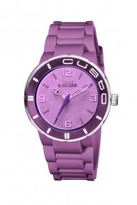 Reloj Watx by Custo silicona morada REW1607