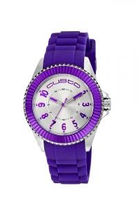 "Reloj Custo ""B-Sporty"" morado CU062603"