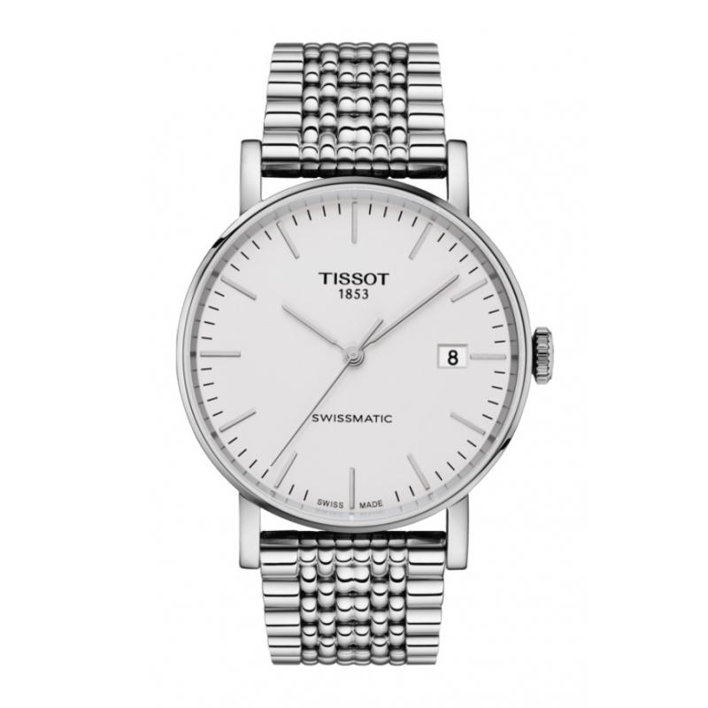 """Reloj Tissot Everytime mecánico """"Swissmatic"""" para hombre, de estilo clásico T1094071103100."""