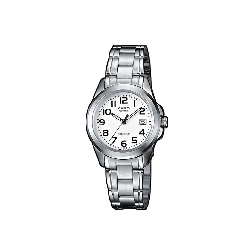 fb24447d1f7c Reloj Casio de mujer plateado