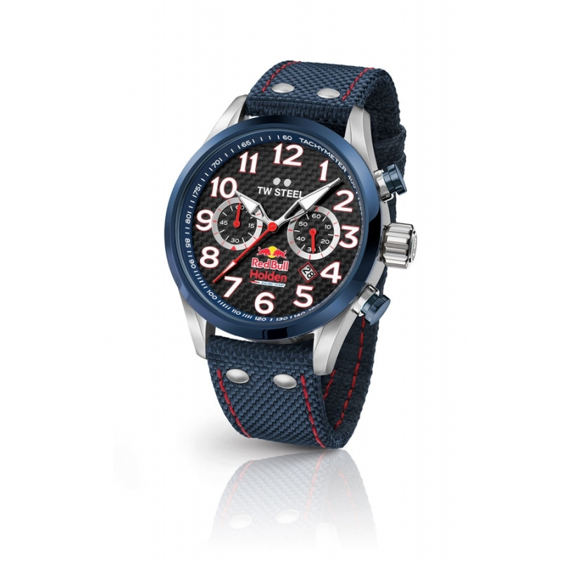 "Reloj Tw Steel edición especial ""Red Bull"" Holden Racing Team, de 48 mm. de caja, ref. TW967"