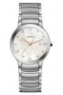 Reloj Rado Centrix para mujer, con esfera nácar y diamantes, ref. R30928913.