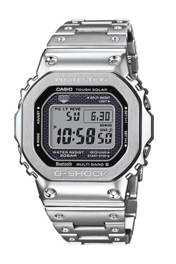 2d97a96f218a Reloj Casio G-Shock 35º Aniversario en acero