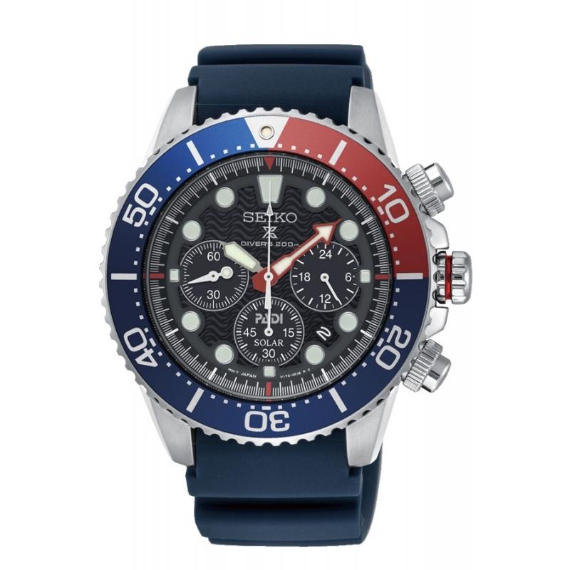 62831f50 Reloj Seiko Prospex Solar para hombre Diver con cronógrafo, ref. SSC663P1.