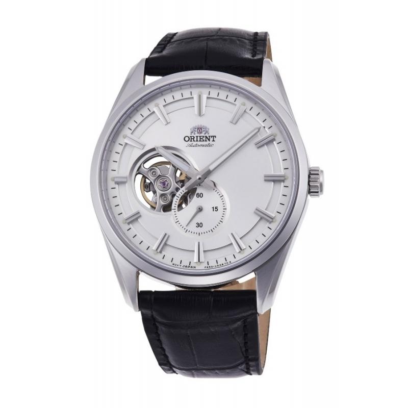 "Reloj Orient automático de hombre, semi ""Skeleton"", ref. AR0004S10B."