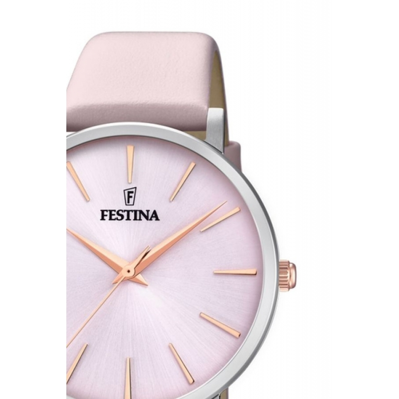 91cf59fd4de6 Reloj Festina Boyfriend F20371 2 de mujer en rosa