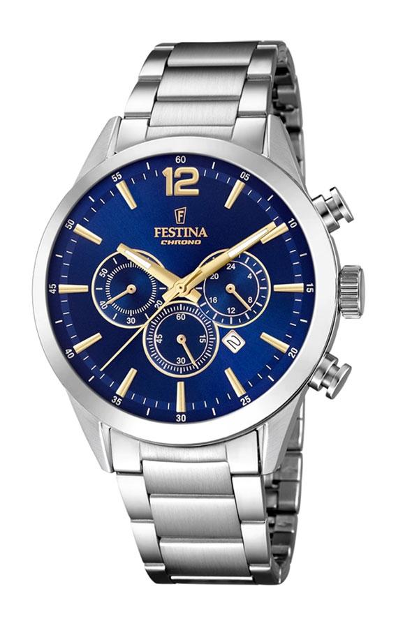 841e71cfd205 Reloj Festina F20343 2 de caballero