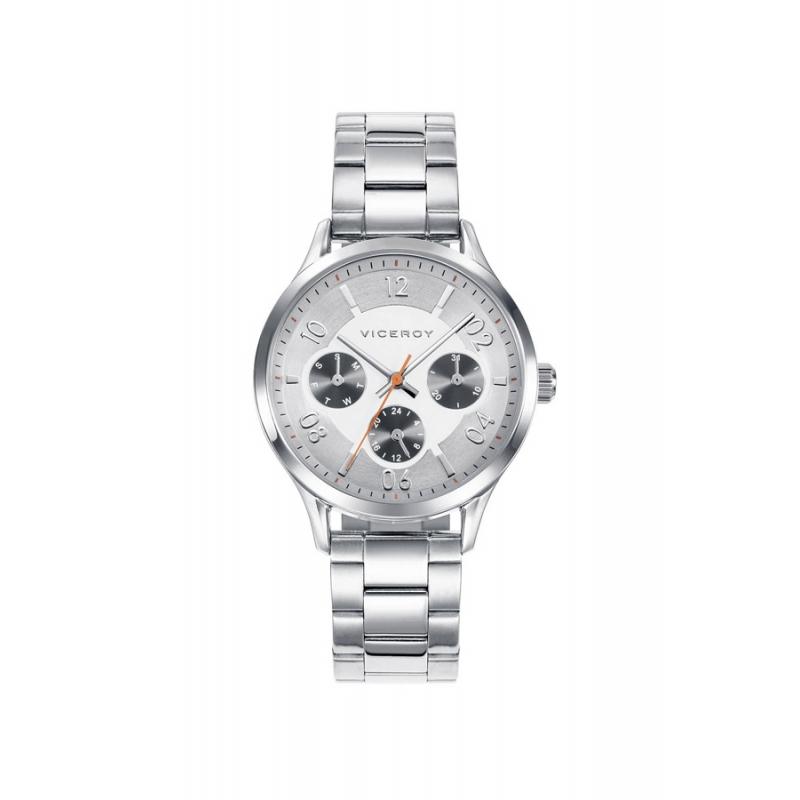 Reloj Viceroy para cadete Next, en acero multifunción, ref. 401101-05.