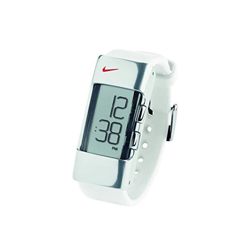 veredicto dignidad Aburrido  ⭐ Reloj Nike de mujer digital con correa de silicona blanca WC0061178.